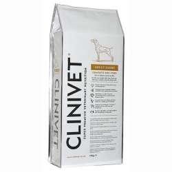 CROQUETTE CHIEN ADULTE LIGHT - 15 KG - CLINIVET