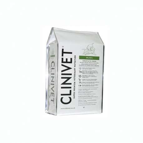 CROQUETTE CHIOT - 7,5 KG - CLINIVET