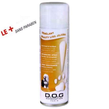 Demelant pour chien chat Beauty Jojoba - 300 ml de marque : DOG GENERATION