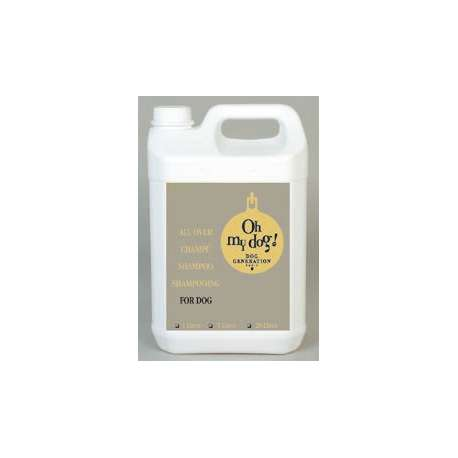 Shampooing pour chien Oh my dog - 5L de marque : OH MY DOG !