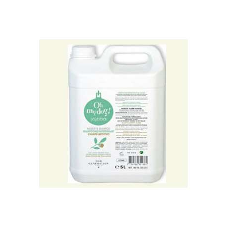 Shampooing pour chien poils longs Jojoba Oh my dog - 5L de marque : OH MY DOG !