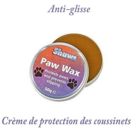 Crème protection coussinets du chien - Paw wax de marque :