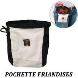 Pochette, sac à friandises pour chien - Doogy de marque : DOOGY