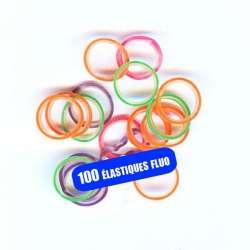 Elastiques pour chien - Fluo 100 - Yorkshire, Shih Tzu ... de marque :