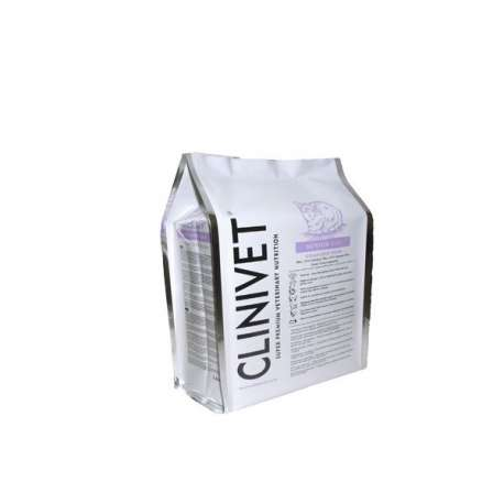 Croquettes pour chat - CLINIVET Adulte Senior - 1,5Kg