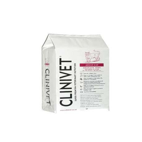 Croquettes pour chat - CLINIVET Adulte - 1,5Kg
