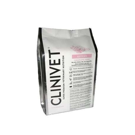Croquettes pour chaton - CLINIVET Chaton - 1,5Kg
