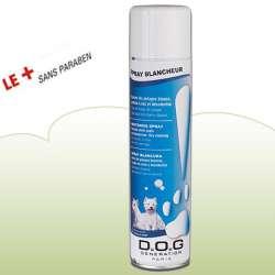 Spray Blancheur pour chien, chat - 400 ml de marque : DOG GENERATION