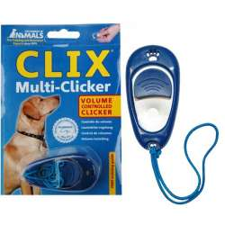 Clicker 3 sons - volume réglable de marque :
