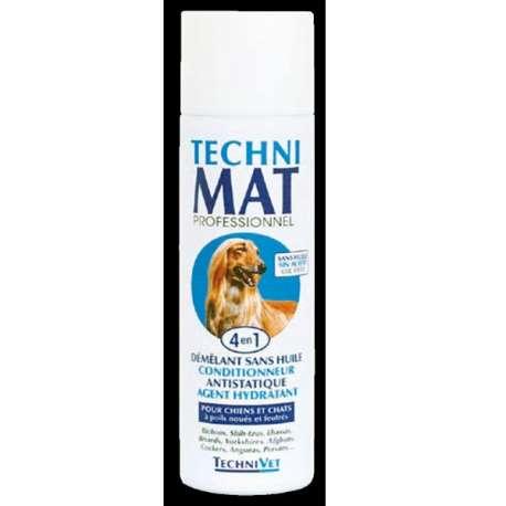 Demelant pour chien sans huile Technivet - Technimat de marque : TECHNIVET
