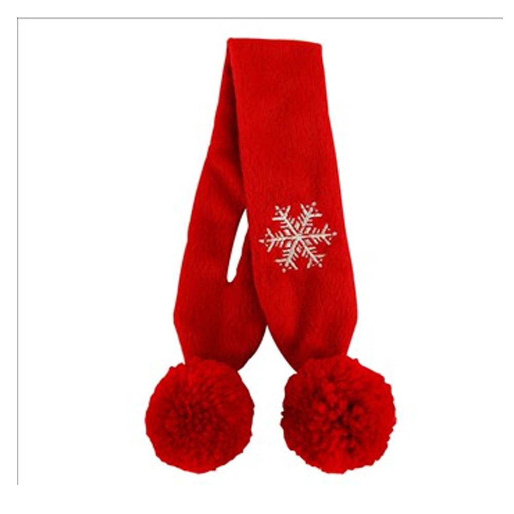 Echarpe de Noël pour chien